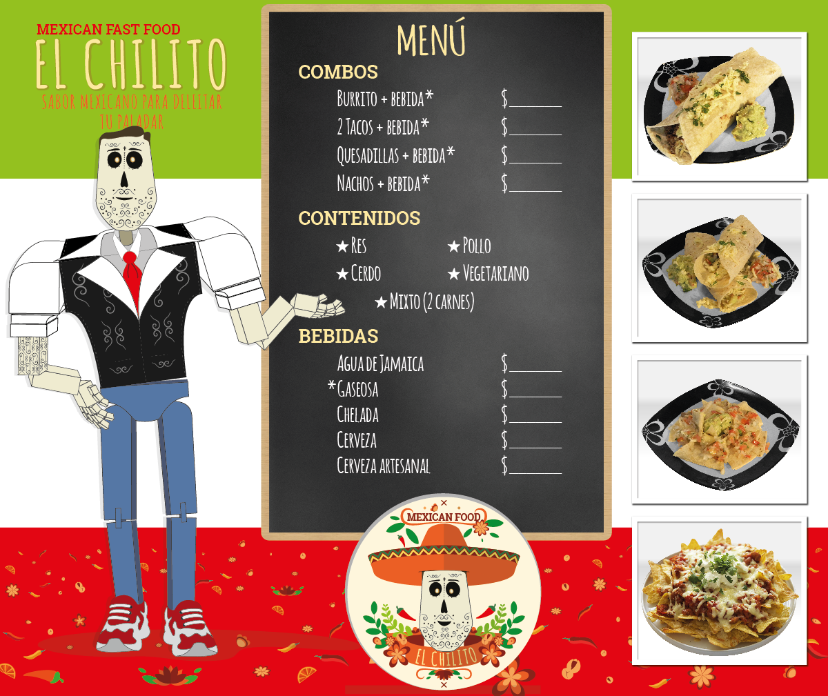 El Chilito Mexican Food